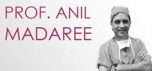 Professor Anil Madaree